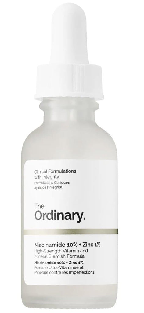 Niacinamide 10% + Zinc 1% The Ordinary (30 ml) - Eva Store