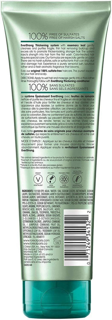 Shampoo Loreal Paris Ever Strong - Eva Store
