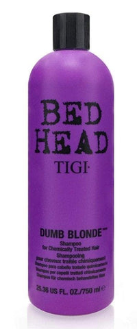 Shampoo para Cabello Rubio TIGI Bed Head Dumb Blonde - Eva Store