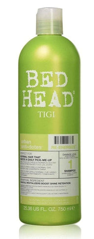 Shampoo Tigi Bed Head Re-Energize - Eva Store