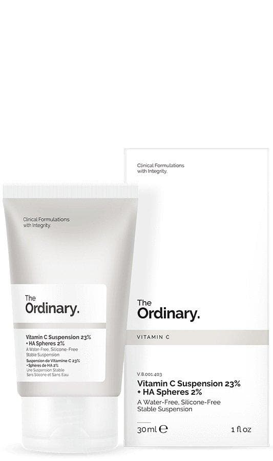 The Ordinary Vitamin C Suspension 23% + HA Spheres 2% - Eva Store