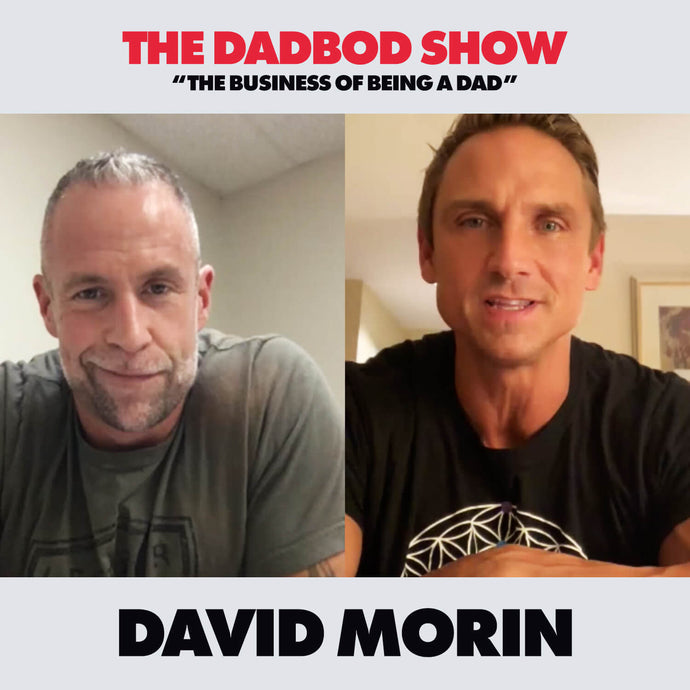 David Morin | Redefining the DadBod, 1 Magazine Cover at a time!
