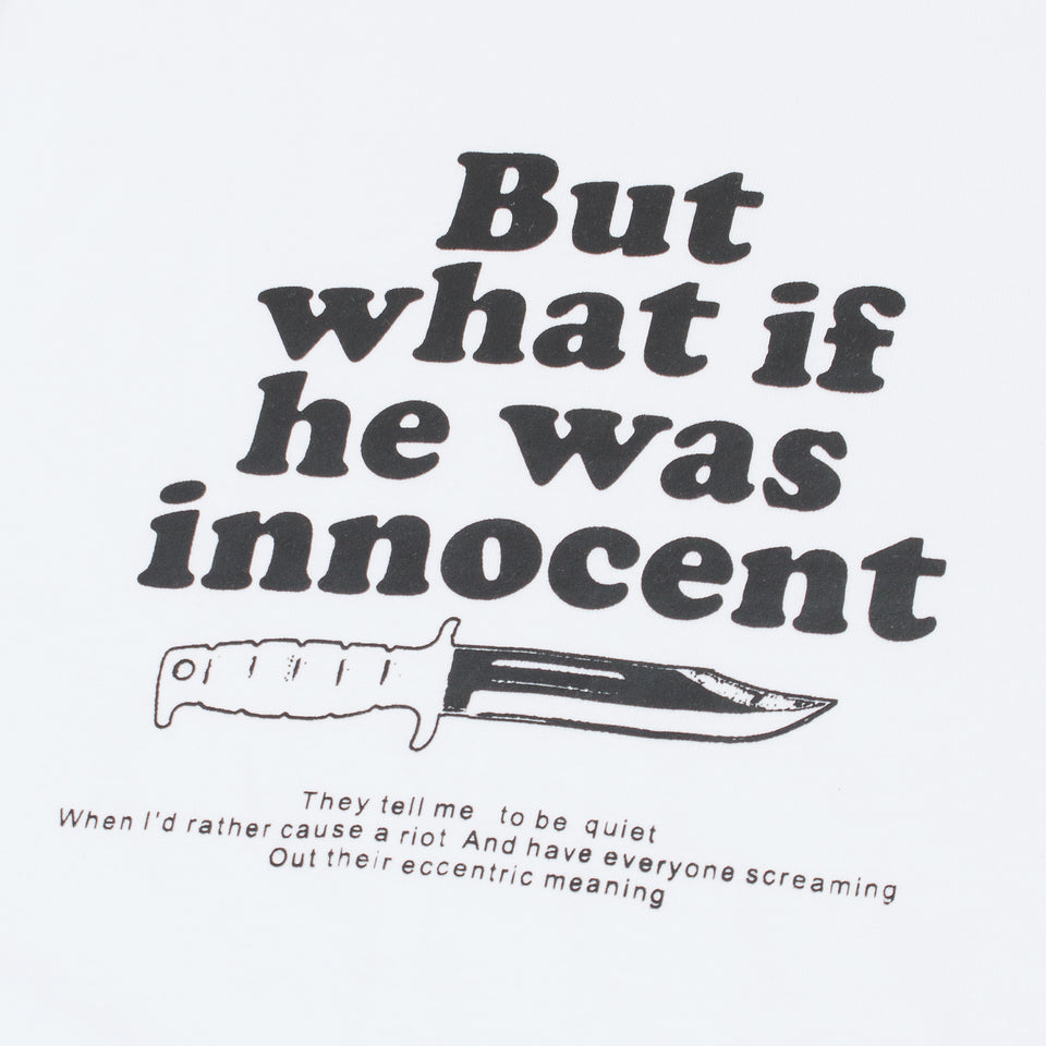 Innocent - White