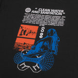 CLEAN WATER - BLACK