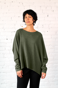 Bamboo French Terry Sweatshirt