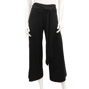 Gilmour, Ethically Made, Sustainable Loungewear, Made in Canada, Bamboo, Pants, Black