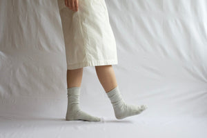 Cashmere Cotton Socks