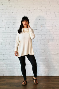 Gilmour, Ethically Made, Sustainable Loungewear, Made in Canada, Bamboo, Leggings, Black
