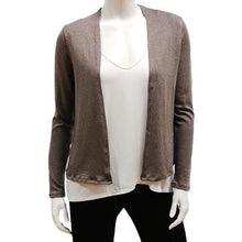 Load image into Gallery viewer, Modal Sweaterknit Crop Cardigan