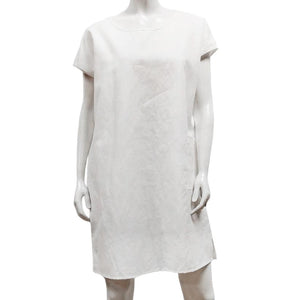 Linen Loose Pocket Dress