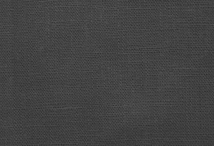 Lithuania Flat Washed Linen Bed Sheet - Dark Grey King Size by Linen Tales
