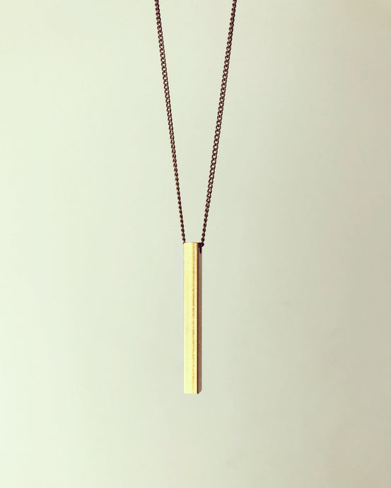 The Beatrice Necklace - V (short)