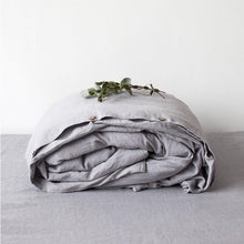 Load image into Gallery viewer, Washed Linen Duvet Cover - Queen