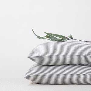 Washed Linen Pillow Case - King