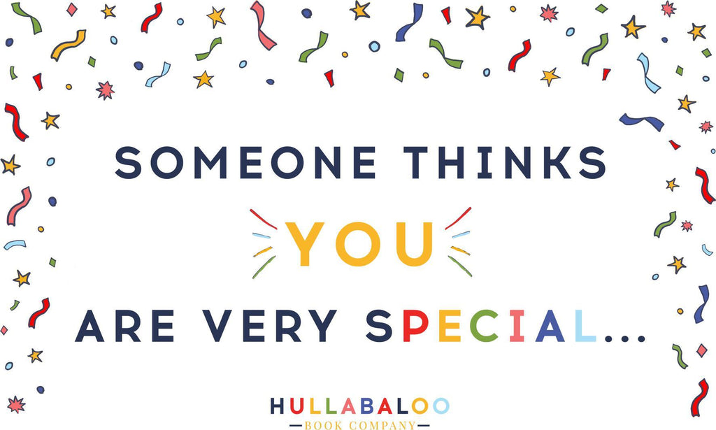 Hullabaloo Book Co Gift Card