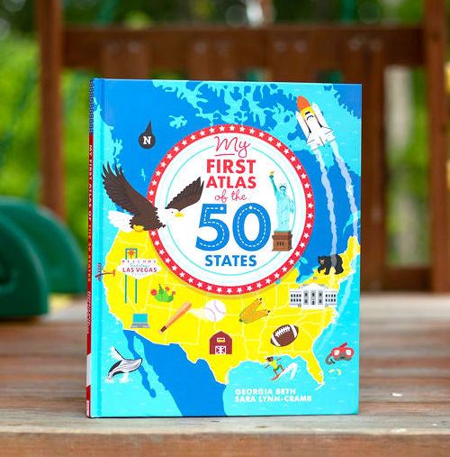 My First Atlas of the 50 States (Book Only)