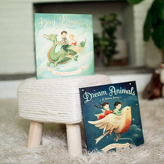 Dream Animals and Daydreamers-Hullabaloo Book Co.