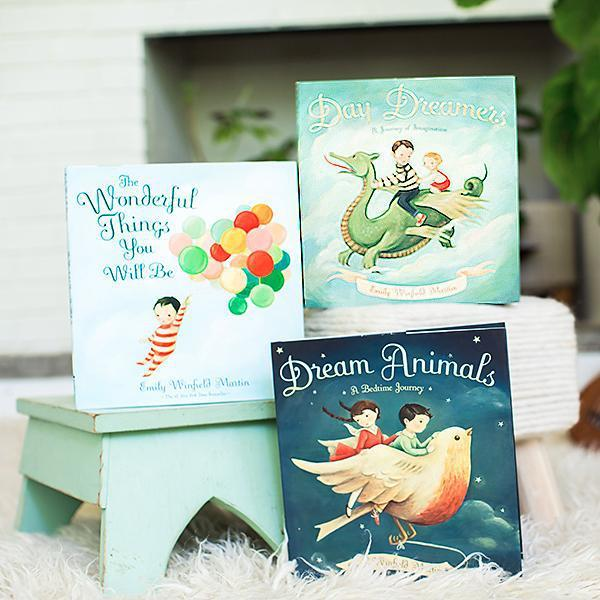 Dreams and Wishes Trio-Hullabaloo Book Co.