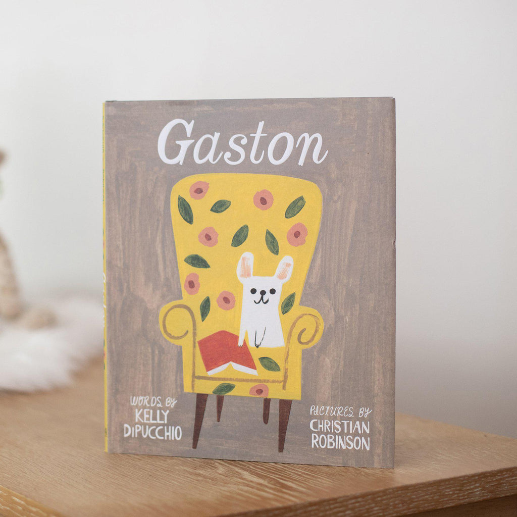 Gaston (Book Only)-Hullabaloo Book Co.