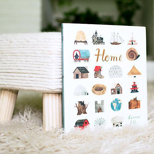 Home (Book Only)-Hullabaloo Book Co.