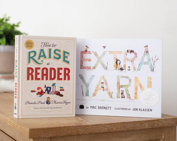 How to Raise a Reader and Extra Yarn-Hullabaloo Book Co.