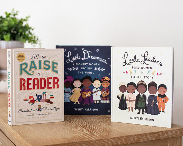How to Raise a Reader and Little Leaders and Dreamers-Hullabaloo Book Co.