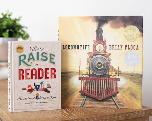 How to Raise a Reader and Locomotive-Hullabaloo Book Co.