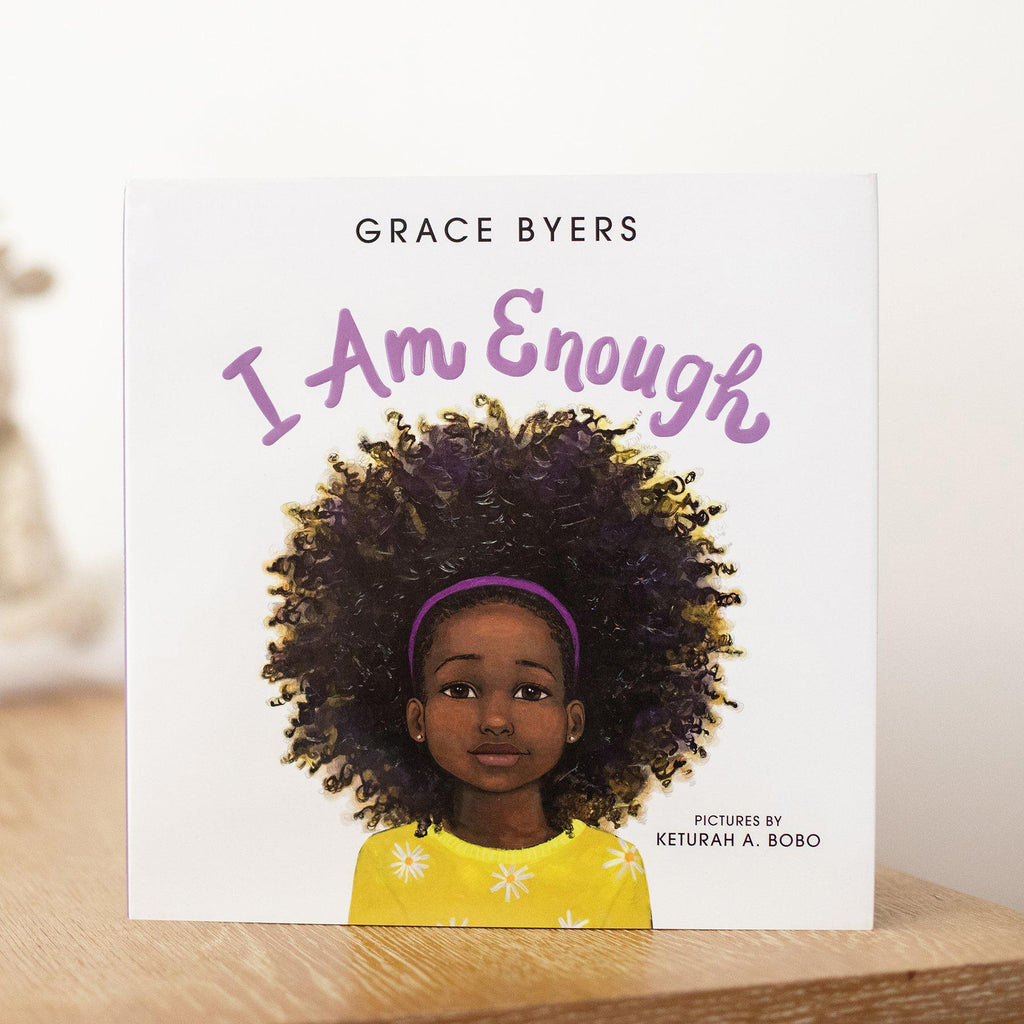 I Am Enough-Hullabaloo Book Co.