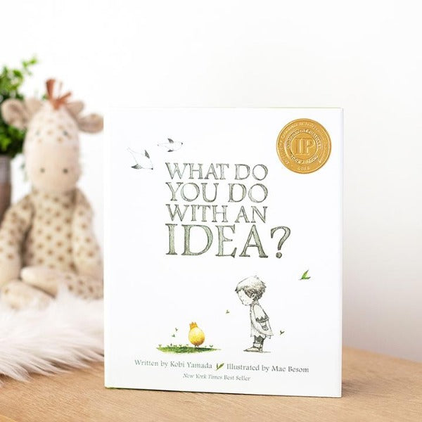 What Do You Do With An Idea? (Book Only)