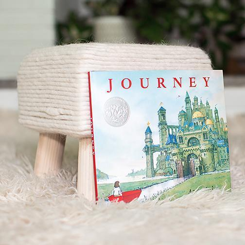 Journey (Book Only)-Hullabaloo Book Co.