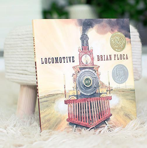 Locomotive-Hullabaloo Book Co.