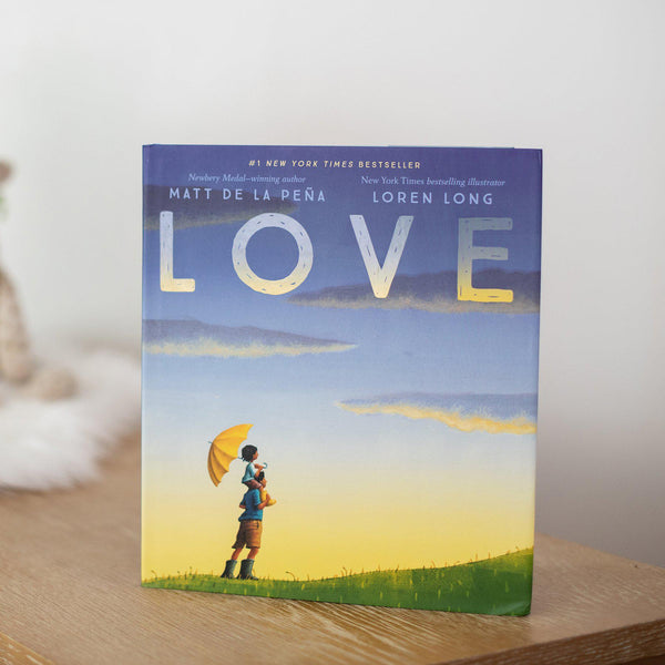 LOVE (Book Only)-Hullabaloo Book Co.