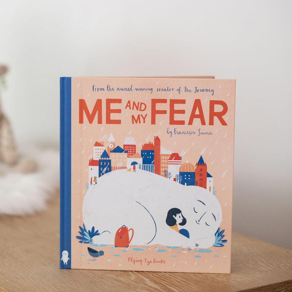 Me and My Fear (Book Only)-Hullabaloo Book Co.