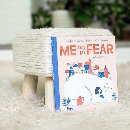 Me and My Fear-Hullabaloo Book Co.