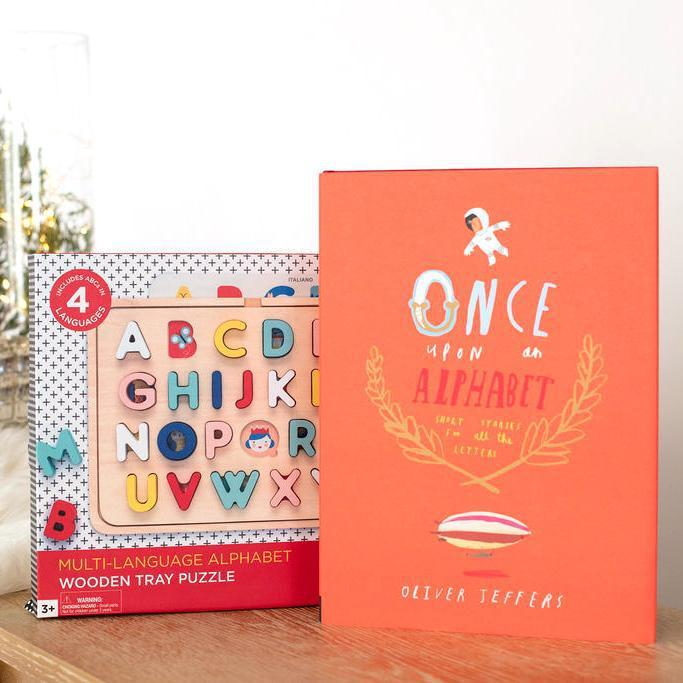 Now I Know My ABC's Gift Set-Hullabaloo Book Co.