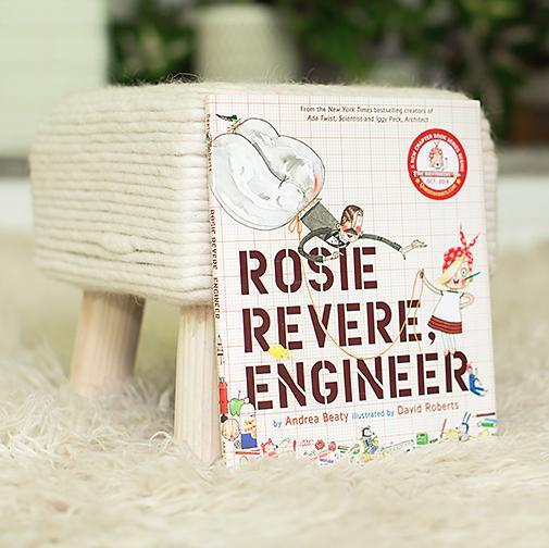 Rosie Revere, Engineer-Hullabaloo Book Co.