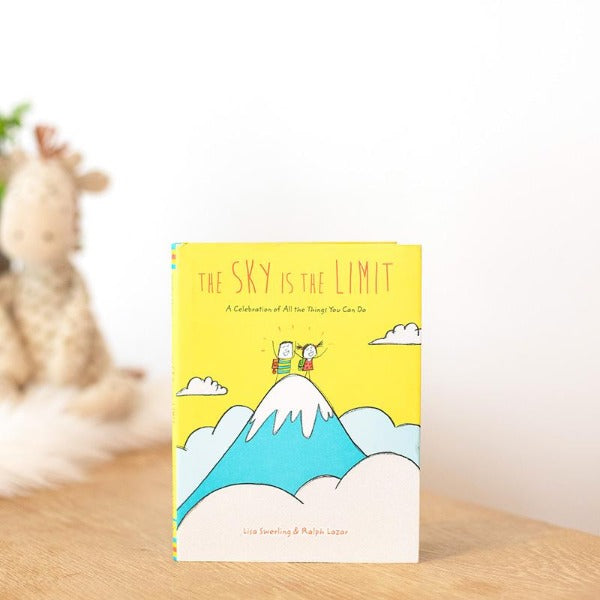 The Sky is the Limit- A Celebration of All of the Things You Can Do