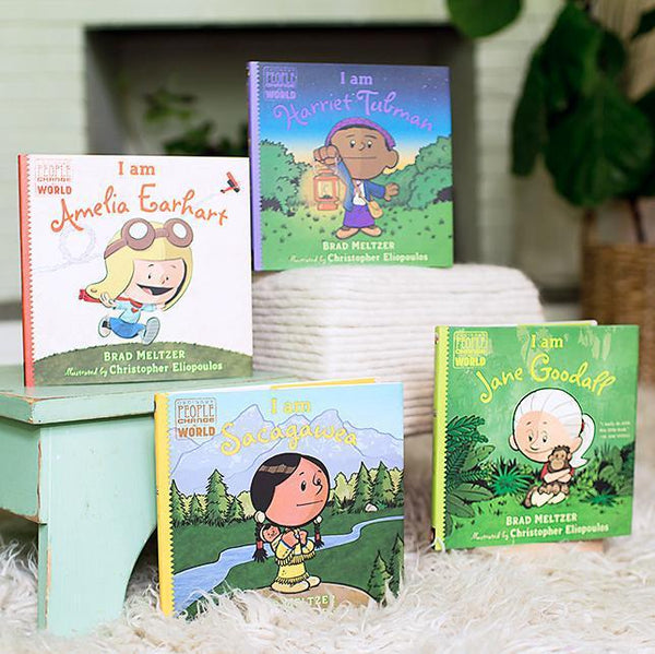 Strong Girls Gift Set-Hullabaloo Book Co.
