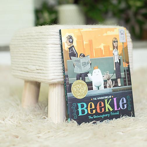 The Adventures of Beekle (Book Only)-Hullabaloo Book Co.