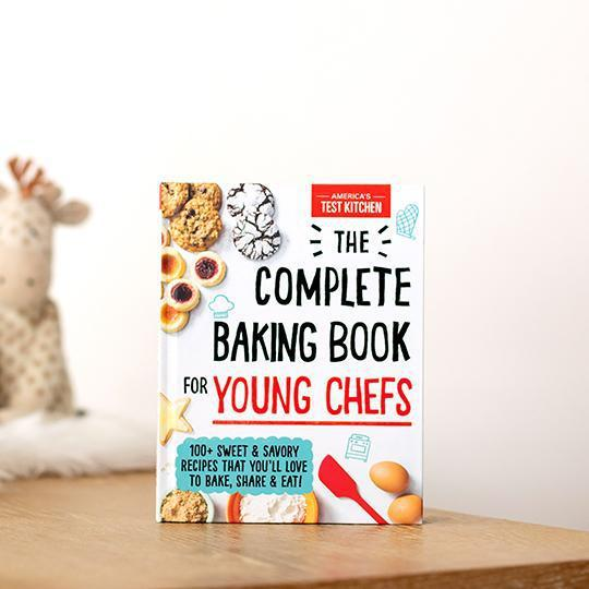 The Complete Baking Book for Young Chefs-Hullabaloo Book Co.