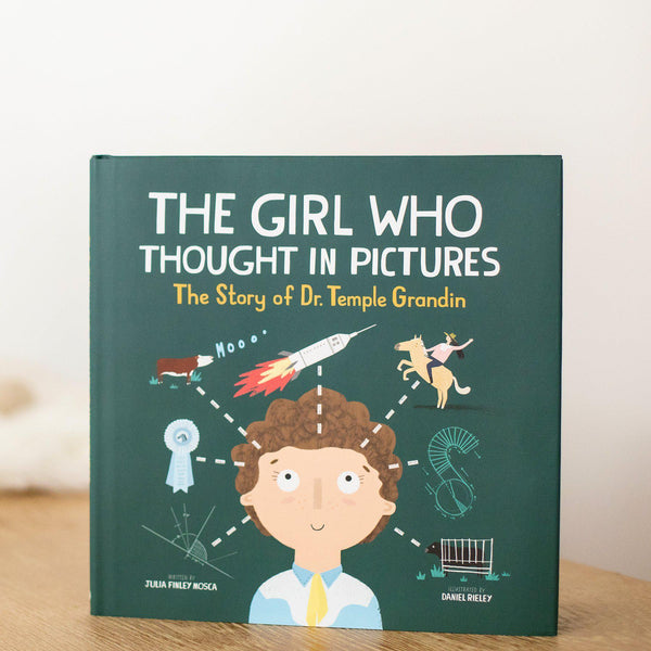 The Girl Who Thought in Pictures: The Story of Temple Grandin-Hullabaloo Book Co.