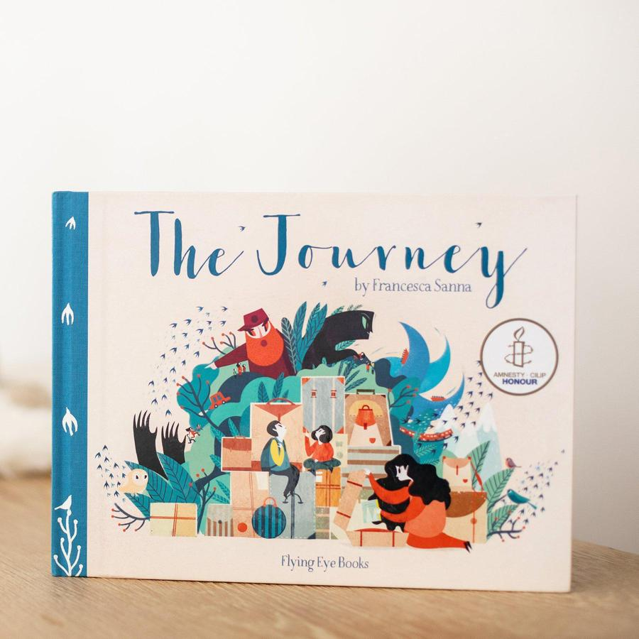 The Journey-Hullabaloo Book Co.