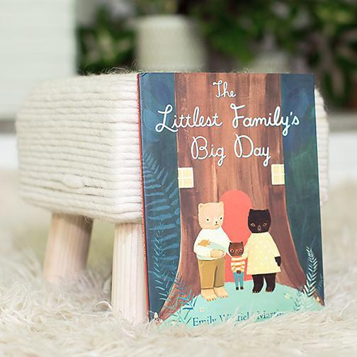 The Littlest Family's Big Day-Hullabaloo Book Co.