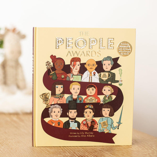 The People Awards-Hullabaloo Book Co.