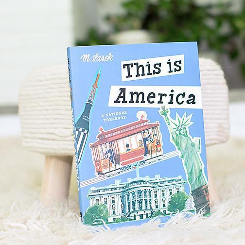 This is America: A National Treasury-Hullabaloo Book Co.