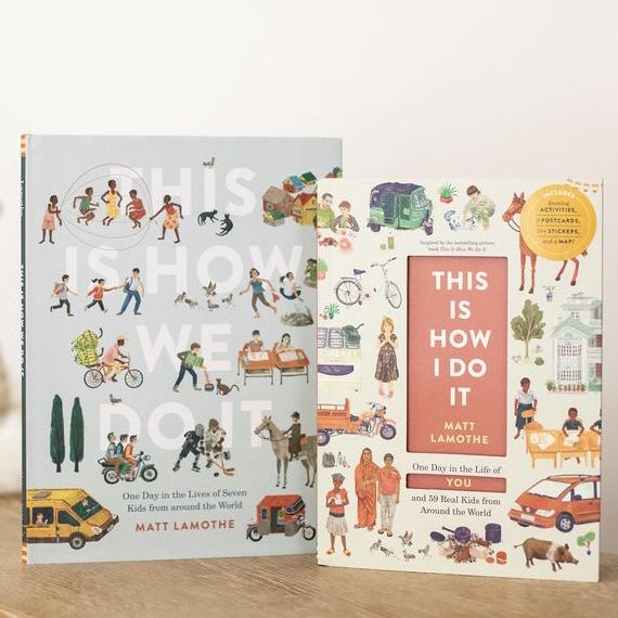 This is How We Do It Gift Set-Hullabaloo Book Co.
