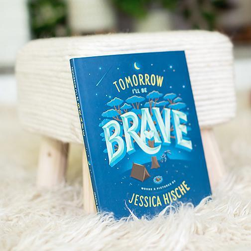 Tomorrow I'll Be Brave-Hullabaloo Book Co.