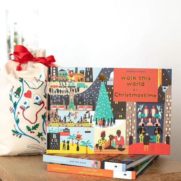 Walk this World Holiday Gift Trio-Hullabaloo Book Co.