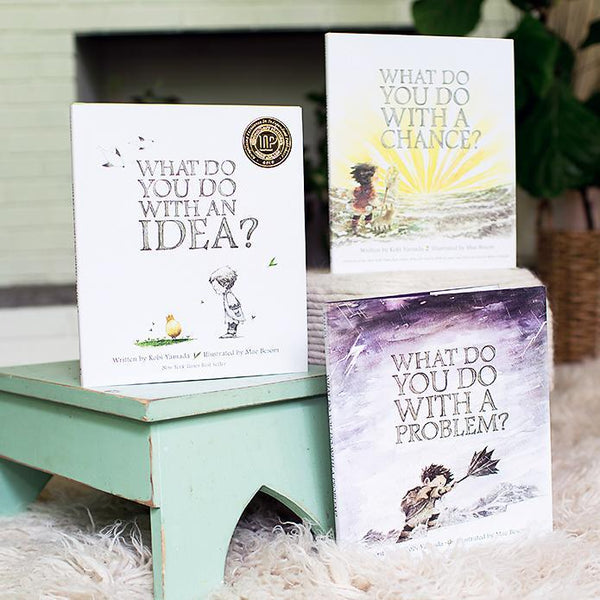 What You Do Matters Gift Set-Hullabaloo Book Co.