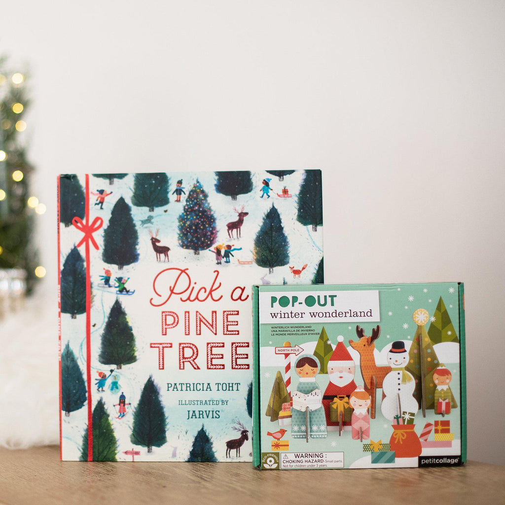 Winter Wonderland Gift Set-Hullabaloo Book Co.